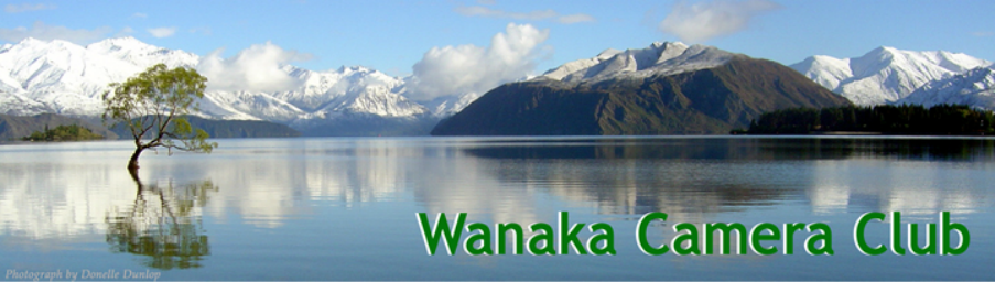 Wanaka Camera Club